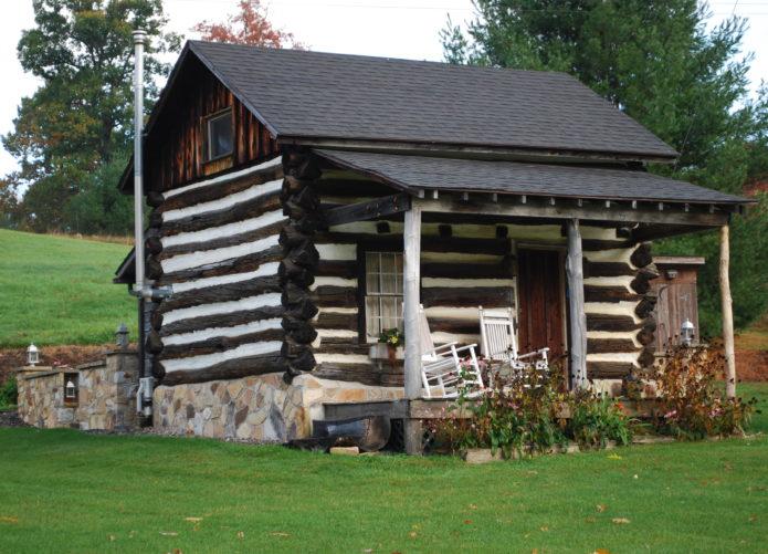 Rustic Cabin Rental In Pa Luxury Weekend Cottage