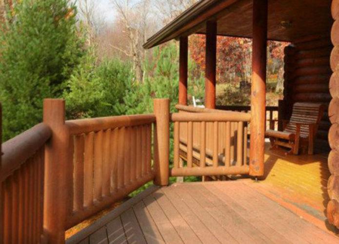 Cabin Rental In Pa Clinton County Pennsylvania Ponderosa