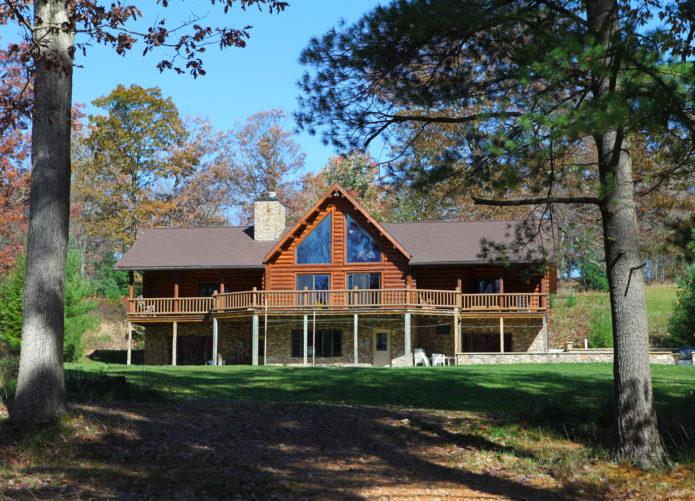 History Of Ponderosa Lodge Cabin Rental Central Pennsylvania